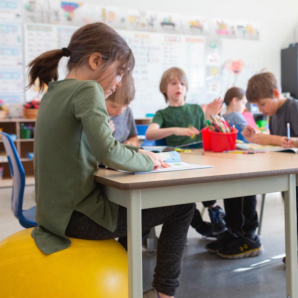 Photo d'une classe