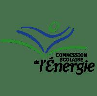 Logo de la commission scolaire de l'énergie