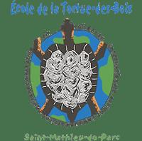 Logo de l'école de la Tortue-des-bois